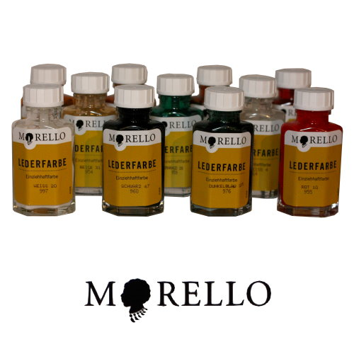 Morello Lederfarben